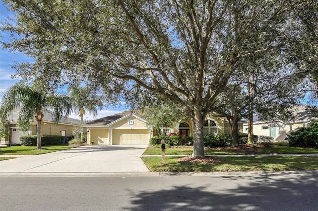 5406 Reflections Boulevard, Lutz, FL 33558 (MLS #T3211383) :: The Duncan Duo Team