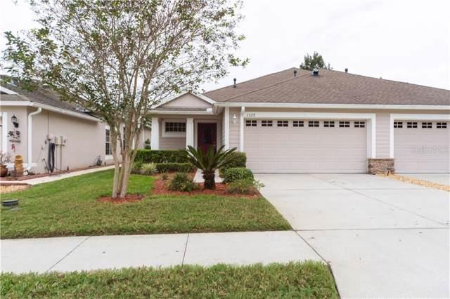 1329 Ambridge Drive, Wesley Chapel, FL 33543 (MLS #T3211466) :: The Duncan Duo Team
