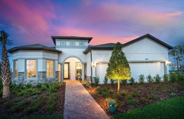 4847 Maritime Waters Court, Land O Lakes, FL 34638 (MLS #T3211516) :: Team Bohannon Keller Williams, Tampa Properties