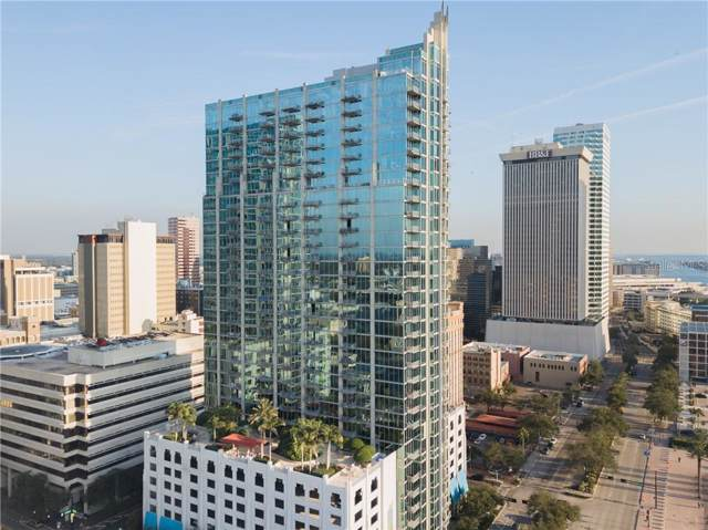 777 N Ashley Drive #1010, Tampa, FL 33602 (MLS #T3211518) :: Mark and Joni Coulter | Better Homes and Gardens