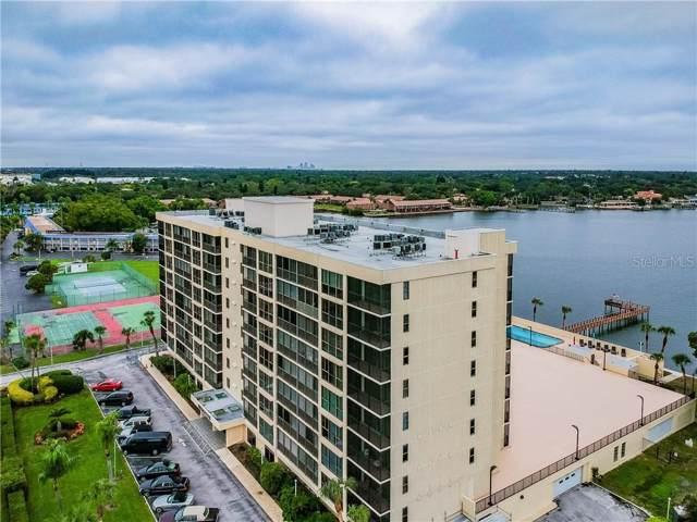 7100 Sunshine Skyway Lane S #601, St Petersburg, FL 33711 (MLS #T3211527) :: Medway Realty