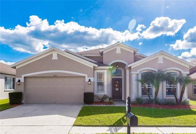 34428 Windknob Court, Wesley Chapel, FL 33545 (MLS #T3211649) :: Griffin Group