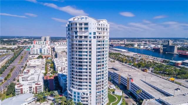 1209 E Cumberland Avenue #507, Tampa, FL 33602 (MLS #T3211708) :: Your Florida House Team