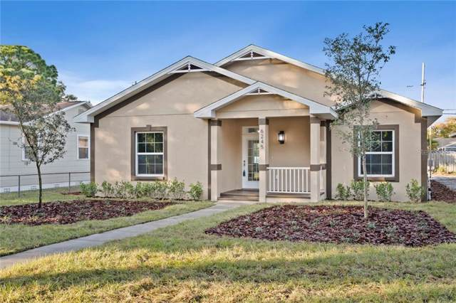 6245 1ST Avenue N, St Petersburg, FL 33710 (MLS #T3211831) :: The Duncan Duo Team