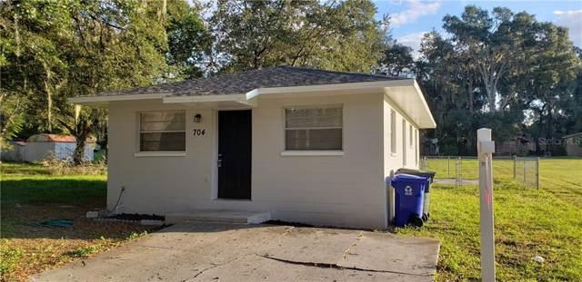 704 W 13TH Street, Lakeland, FL 33805 (MLS #T3211842) :: The Duncan Duo Team