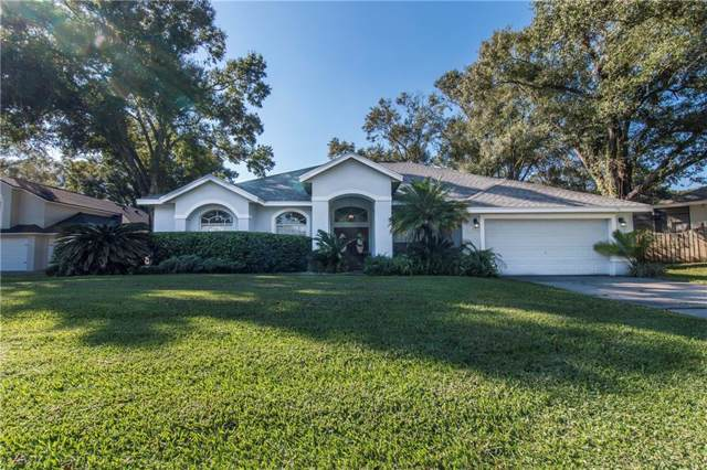 719 Fayette Place, Lutz, FL 33549 (MLS #T3211858) :: 54 Realty