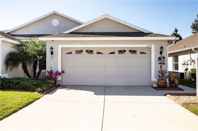 1327 Ambridge Drive, Wesley Chapel, FL 33543 (MLS #T3211902) :: The Duncan Duo Team