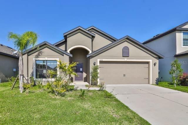 11856 Thicket Wood Drive, Riverview, FL 33579 (MLS #T3212121) :: Team Bohannon Keller Williams, Tampa Properties