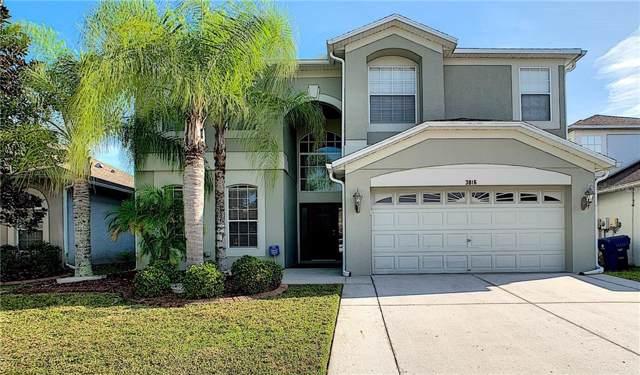 3816 Olde Lanark Drive, Land O Lakes, FL 34638 (MLS #T3212136) :: Team Bohannon Keller Williams, Tampa Properties