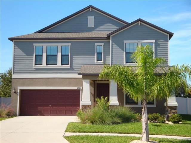 11740 Winterset Cove Drive, Riverview, FL 33579 (MLS #T3212158) :: Team Bohannon Keller Williams, Tampa Properties