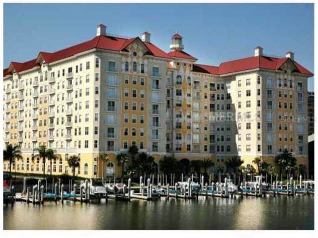 700 S Harbour Island Boulevard #147, Tampa, FL 33602 (MLS #T3212234) :: The Duncan Duo Team