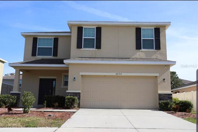 6052 Evansbrook Drive, Zephyrhills, FL 33541 (MLS #T3212249) :: Griffin Group