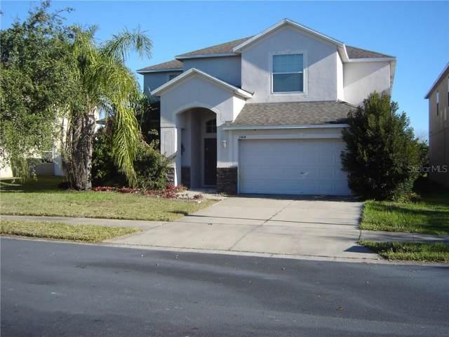 11414 Holmbridge Lane, Riverview, FL 33579 (MLS #T3212259) :: Gate Arty & the Group - Keller Williams Realty Smart