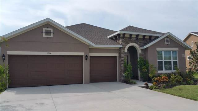 6524 SE Mayport Drive, Apollo Beach, FL 33572 (MLS #T3212484) :: Team Bohannon Keller Williams, Tampa Properties