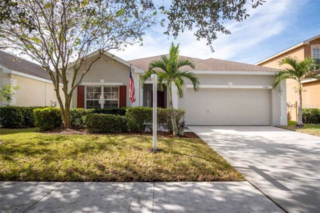 11260 Creek Haven Drive, Riverview, FL 33569 (MLS #T3212698) :: Team Bohannon Keller Williams, Tampa Properties