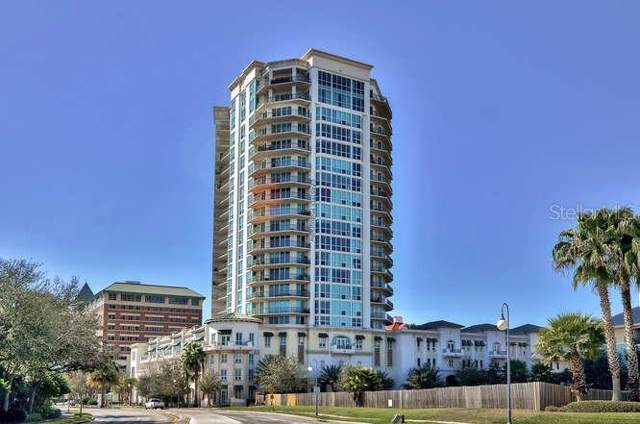 450 Knights Run Avenue #408, Tampa, FL 33602 (MLS #T3212882) :: The Duncan Duo Team
