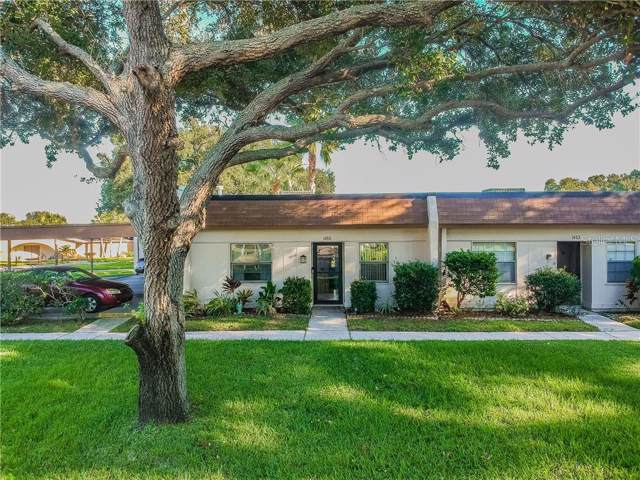 1455 Mission Drive W, Clearwater, FL 33759 (MLS #T3213025) :: Team Bohannon Keller Williams, Tampa Properties