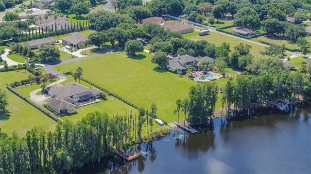 19708 Kell Estates Lane, Lutz, FL 33549 (MLS #T3213106) :: The Duncan Duo Team