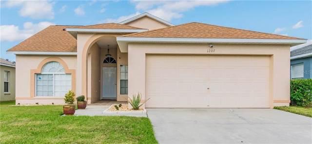 1207 Franford Drive, Brandon, FL 33511 (MLS #T3213119) :: Burwell Real Estate