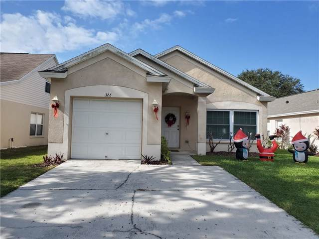 326 Summer Sails Drive, Valrico, FL 33594 (MLS #T3213134) :: The Duncan Duo Team