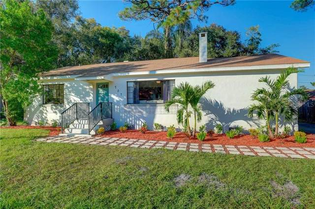 707 W Virginia Avenue, Tampa, FL 33603 (MLS #T3213150) :: Burwell Real Estate