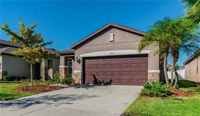 9012 Mountain Magnolia Drive, Riverview, FL 33578 (MLS #T3213303) :: Griffin Group