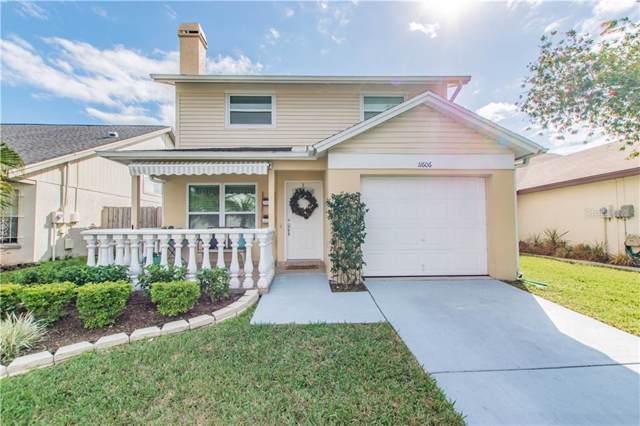 11606 Hidden Hollow Circle, Tampa, FL 33635 (MLS #T3213339) :: 54 Realty