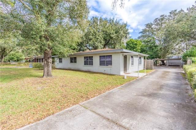 14707 N 16TH Street, Lutz, FL 33549 (MLS #T3213398) :: Florida Real Estate Sellers at Keller Williams Realty