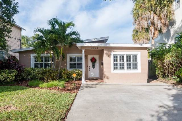 2811 W Estrella Street, Tampa, FL 33629 (MLS #T3213481) :: The Duncan Duo Team