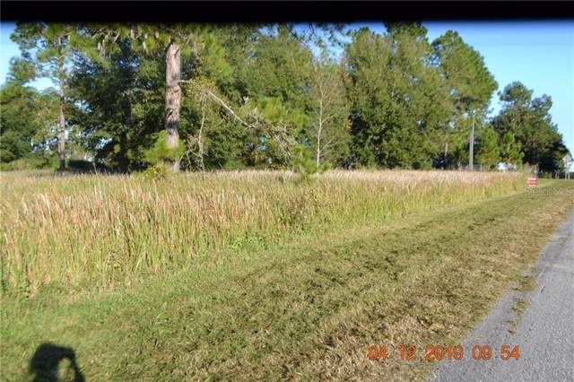 LOT 7 Clay Hill Road, Dade City, FL 33523 (MLS #T3213539) :: Premium Properties Real Estate Services