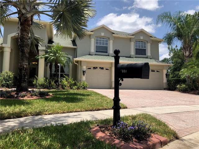 5004 Kepfer Way, Tampa, FL 33647 (MLS #T3213541) :: Team Bohannon Keller Williams, Tampa Properties