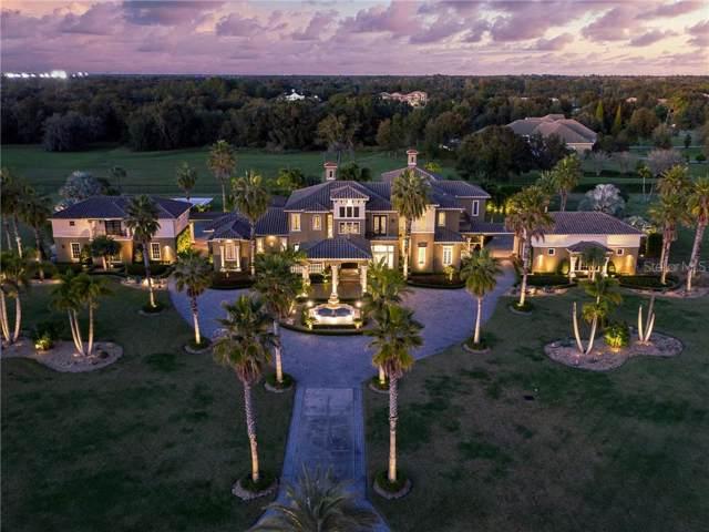 11533 Hammock Oaks Court, Lithia, FL 33547 (MLS #T3213605) :: Carmena and Associates Realty Group