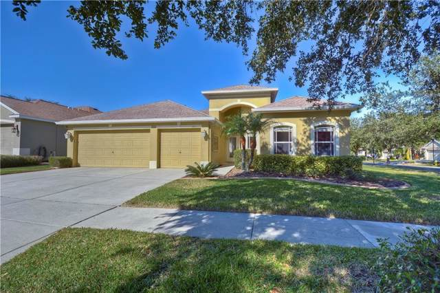 1414 Emerald Hill Way, Valrico, FL 33594 (MLS #T3213629) :: The Duncan Duo Team