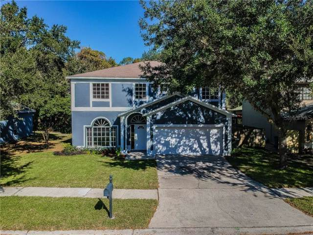 8112 Pond Shadow Lane, Tampa, FL 33635 (MLS #T3213746) :: 54 Realty