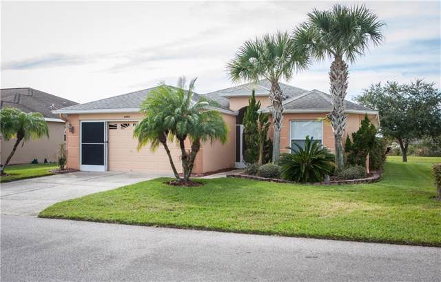 10404 Collar Drive, San Antonio, FL 33576 (MLS #T3213749) :: The Duncan Duo Team