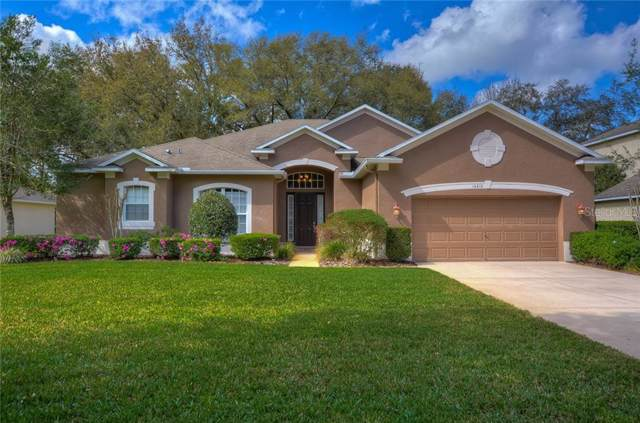 16212 Barrineau Place, Lutz, FL 33549 (MLS #T3213768) :: The Duncan Duo Team