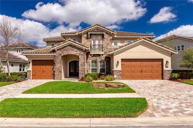 32873 Estate Garden Drive, Wesley Chapel, FL 33545 (MLS #T3213776) :: Florida Real Estate Sellers at Keller Williams Realty
