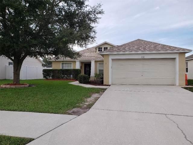 538 Terranova Circle, Winter Haven, FL 33884 (MLS #T3213779) :: Burwell Real Estate