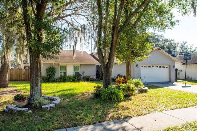 735 Sandy Creek Drive, Brandon, FL 33511 (MLS #T3213851) :: The Duncan Duo Team