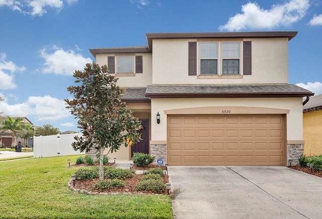 5920 Sweet Birch Drive, Riverview, FL 33578 (MLS #T3213853) :: Griffin Group
