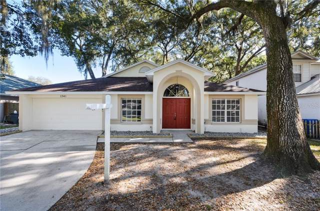 1341 Gangplank Drive, Valrico, FL 33594 (MLS #T3213874) :: The Duncan Duo Team