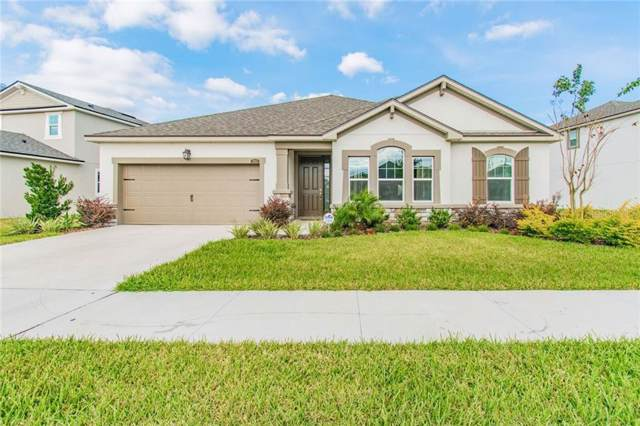 11512 Blue Woods Drive #119, Riverview, FL 33578 (MLS #T3213878) :: The Duncan Duo Team