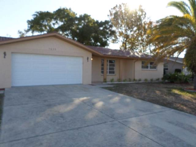 7636 Pineapple Lane, Port Richey, FL 34668 (MLS #T3213896) :: Florida Real Estate Sellers at Keller Williams Realty