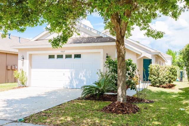 5862 Wrenwater Drive, Lithia, FL 33547 (MLS #T3213936) :: The Duncan Duo Team