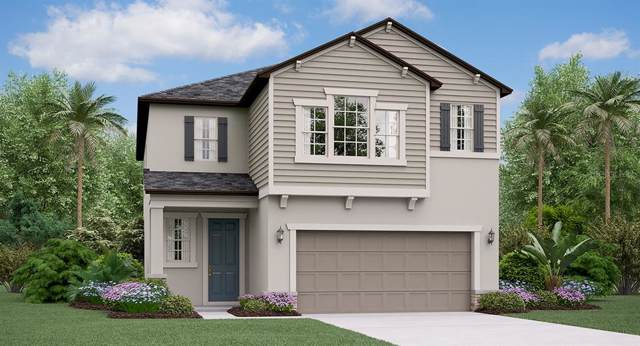4207 Cadence Loop, Land O Lakes, FL 34638 (MLS #T3213992) :: The Duncan Duo Team