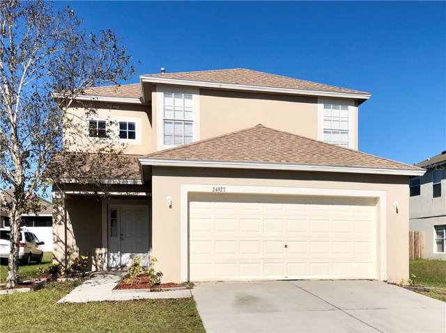 24927 Portofino Drive, Lutz, FL 33559 (MLS #T3214042) :: The Robertson Real Estate Group