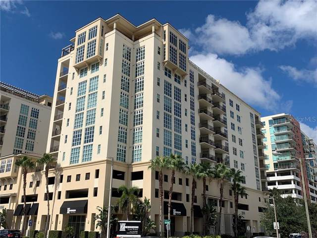 1227 E Madison Street #601, Tampa, FL 33602 (MLS #T3214101) :: Team Bohannon Keller Williams, Tampa Properties