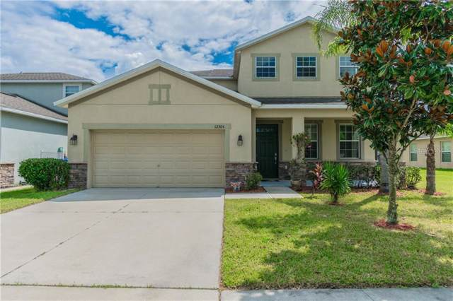 12304 Holmwood Greens Place, Riverview, FL 33579 (MLS #T3214190) :: The Duncan Duo Team