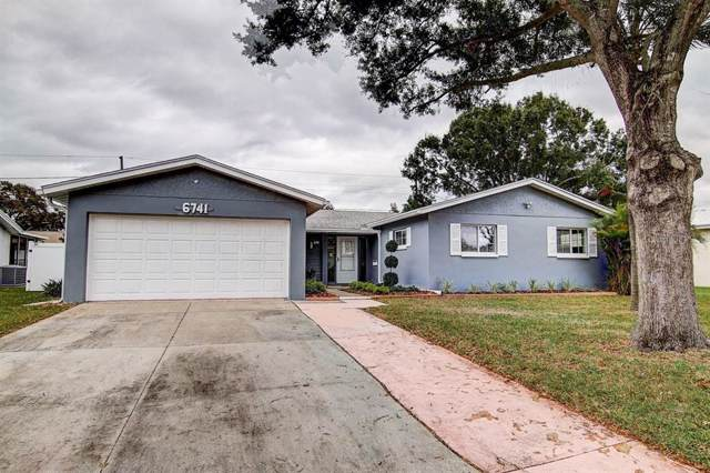 6741 13TH Avenue N, St Petersburg, FL 33710 (MLS #T3214373) :: 54 Realty