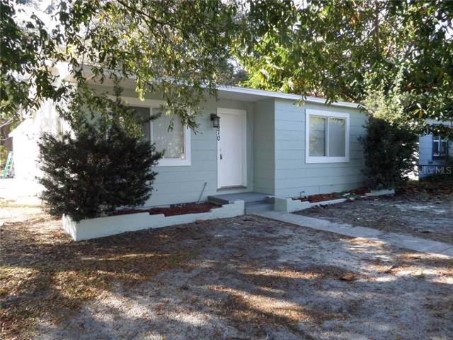 4670 13TH Avenue S, St Petersburg, FL 33711 (MLS #T3214457) :: 54 Realty